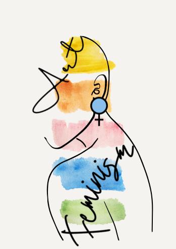 Art + FEM logo